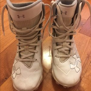 Under Armour Shoes - Youth Under Armour Football Cleats